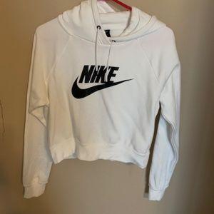 Nike Crop Sweatshirt Size S